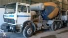 camion Renault DG Camion HORMIGONERA 290 6X4 1989 8 M3