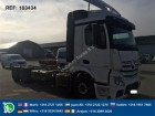camion Mercedes ACTROS 2551 - SOON EXPCTED - 6X2 CHASSIS STEERING AXLE EURO 5