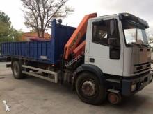 camion plateau ridelles Iveco occasion