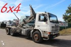 camión portacontenedores Scania usado