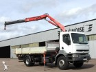 camion benne Renault occasion