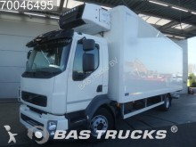 vrachtwagen Volvo FL 240 4X2 Manual Ladebordwand Euro 5 German-Tru