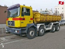 camion multibenna MAN usato