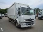 camion Teloni scorrevoli (centinato alla francese) cassone fisso Renault usato