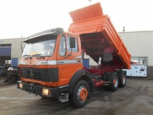 camion Mercedes 2628 Kipper 6x4 V8 ZF Top Condition
