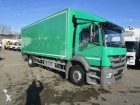 camion Mercedes AXOR 1824 L Koffer 7,35 m LBW 2 to. NL 9,3 T