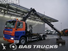 camion DAF CF85.380 6X2 Manual Steelsuspension Liftachse Eu