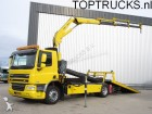 camion DAF CF 65.250 EURO 5! BERGING / ABBSCHLEPP / TOWTRUC