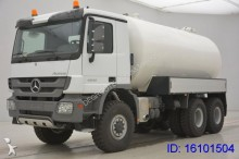 camión Mercedes Actros 4040 - 6X6 TANK UNUSED