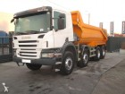 camion Scania P 400 8x4