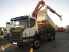 camion Scania P 340 ALFINGER K 15500