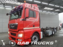 camión MAN TGX 26.480 XLX 6X2 Manual Liftachse Euro 4