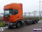 camion Scania R 124.420 TL MANUAL ETADE