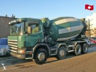 camion Scania P 124