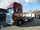 camion châssis Scania occasion
