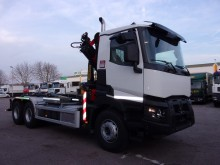 camion polybenne Renault neuf