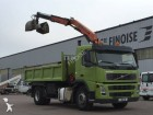 camión volquete bilateral Volvo usado