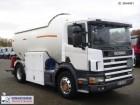 camion cisterna Scania usato