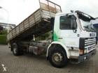 camion ribaltabile Scania usato