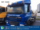 camion telaio DAF usato