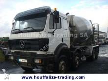 camion citerne pulvérulent Mercedes occasion
