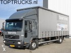 vrachtwagen Volvo FL10.180 CURTAINCIDER/ TAIL LIFT 218DKM!