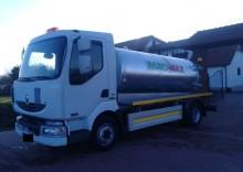 camion cisterna Renault usato