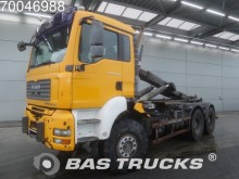 camión MAN TGA 26.320 M 6X4 Big-Axle Steelsuspension Euro 4