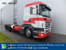 camion Scania R480 CHASSIS EURO 5