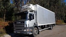 camion frigo multitemperature Scania usato