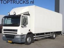 camion DAF CF 75.250 EURO 5 GESLOTEN BAK + LAADKLEP
