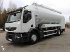 camión cisterna gránulos / polvo Renault usado