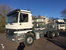 camión Mercedes Actros 2635 6x4 full steel EPS