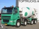 camion Ginaf X4241S 8X4 MIXER 12 M3 / MANUAL GEARBOX