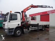 camión DAF 75-360 MET PALFINGER PK 15500 4X HYDRAULISCHE