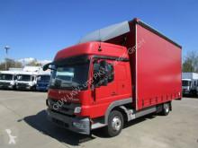 camion Mercedes ATEGO III 822 L Schlafkabine VOLUMEN-Pritsche