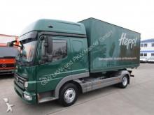 camion Mercedes ATEGO 818 L Schlafkabine Koffer 4,5 m Luft HA