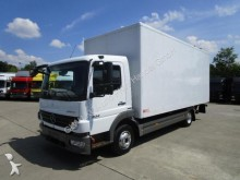 used Mercedes box truck