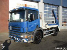 camion Scania P94 Euro 2 Manual Steel suspension