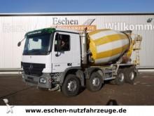 camión Mercedes 3236 B, 9m³, Klima, Blatt
