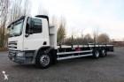 camión caja abierta transportador de hierro DAF usado