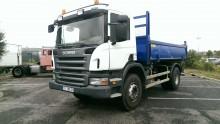 camion bi-benne Scania occasion