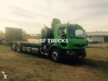 camion porte engins occasion