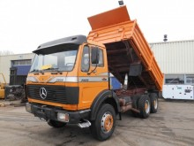 camión Mercedes 2628 Kipper 6x4 V8 ZF Top Condition