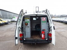 camion Volkswagen Transporter T4 2,5l 4x4 Syncro 4-Motion Werkstat