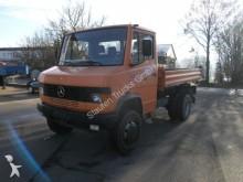 camion Mercedes 814 DA ALLRAD 4x4 Dreiseitenkipper MEILLER