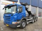 camion dublu Scania second-hand