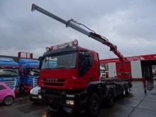 camion Iveco AT340T45 8X4 EURO 5 MET HMF1453 K2 REMOTE CONTRO