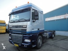 camion DAF FAR XF105-410 SPACECAB 6x2 (MANUAL GEARBOX / EUR