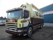 camion Scania G P94-310 6x2 6 COMPARTMENT BULK TANKER!!! (MANU
